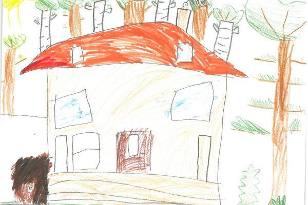 Rysunek domu 19-3